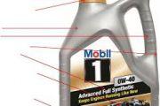 Отличительные характеристики канистры Mobil 1